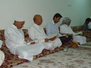 جلسه ختم قرآن در اهواز - خوزستان