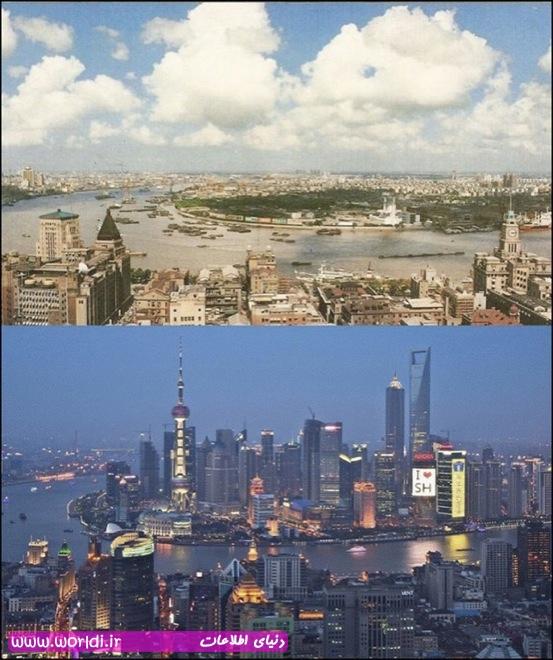 شانگهای، چین