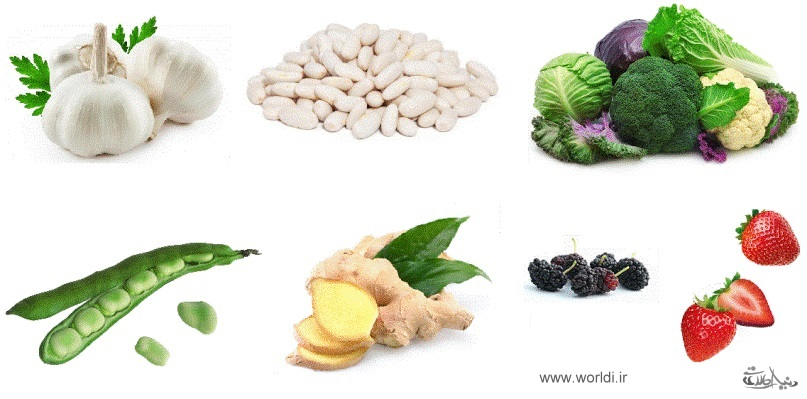 غذاهای سالم بخورید از سرطان ایمن بمانید
