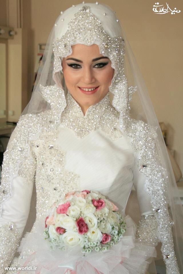 Hijab-Wedding-Dresses-Collection-2015 2