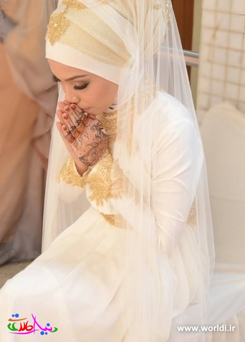 Hijab-Wedding-Dresses-Collection-2015 4