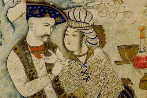 داستان پادشاهی که همسرانش را می سوزاند