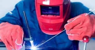 welding Hadfield