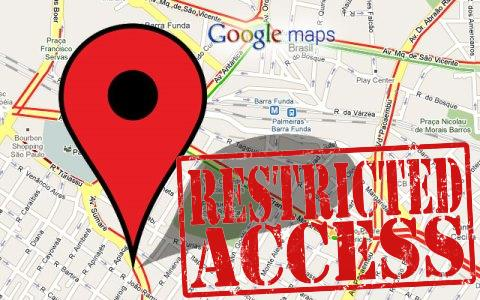 Restricted google