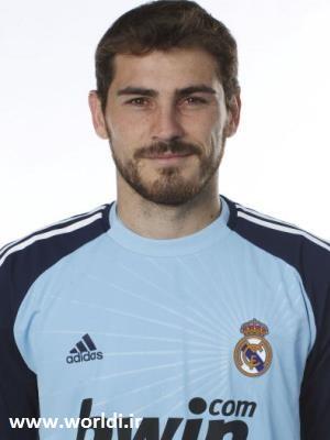 Iker Casillas Fernández 1