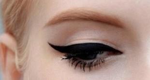 ترفندهایی برای کشیدن خط چشم که هر خانمی باید آن را بداند