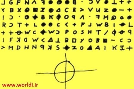 Letter Zodiac Killer