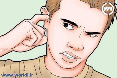 گرفتگی گوش ها
