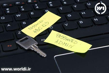 یک باور غلط دربارهی تغییر رمز عبور