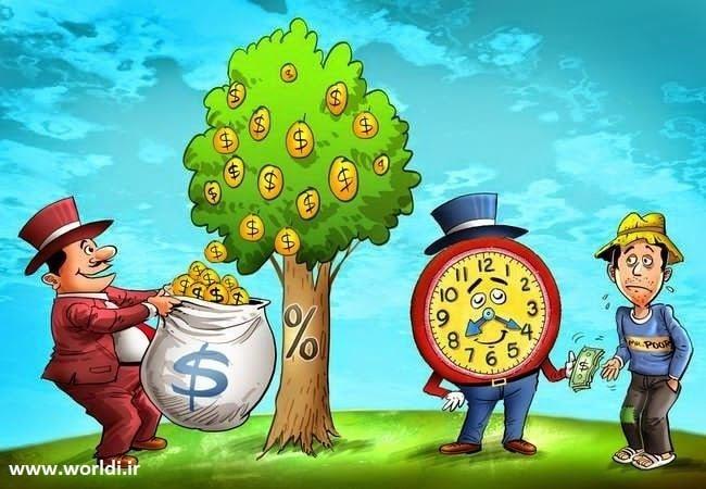 فراد ثروتمند درآمدشان بر اساس نتایج اهدافشان است و فقرا درآمدشان بر اساس زمانی که برای کار صرف میکنند بدست می آید.