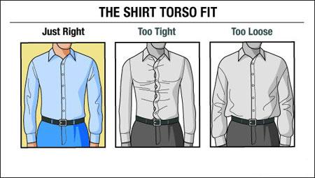 مناسب ترین اندازه دور کمر پیراهن