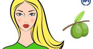 تقویت موهای رنگ شده با روغن های طبیعی
