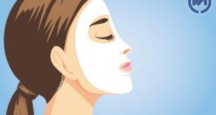 ماسک زیبایی پوست