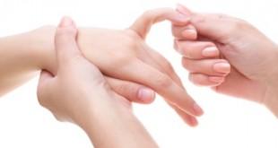 ماساژ دست