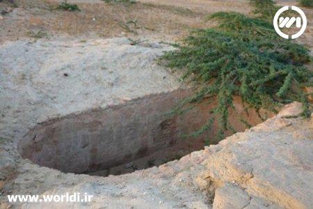 قبرستان جن