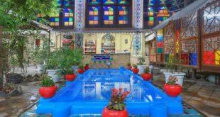 رپورتاژ هتل های نزدیک معالی آباد شیراز