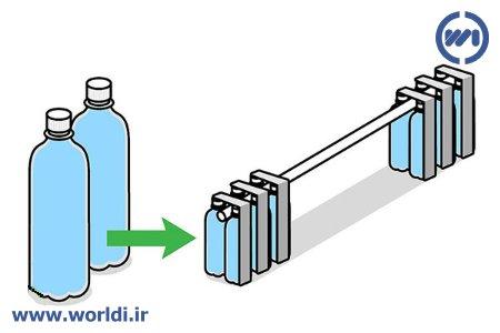 ساخت هالتر با بطری نوشابه