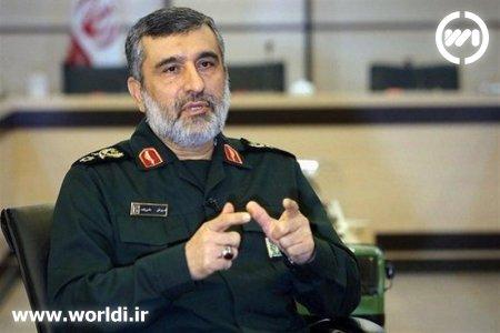 سردار حاجیزاده اولین فرمانده تیپ موشکی حدید