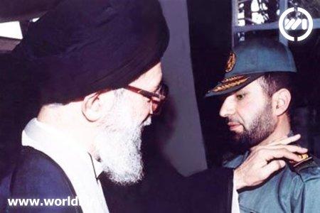 شهید طهرانی مقدم و مقام معظم رهبری